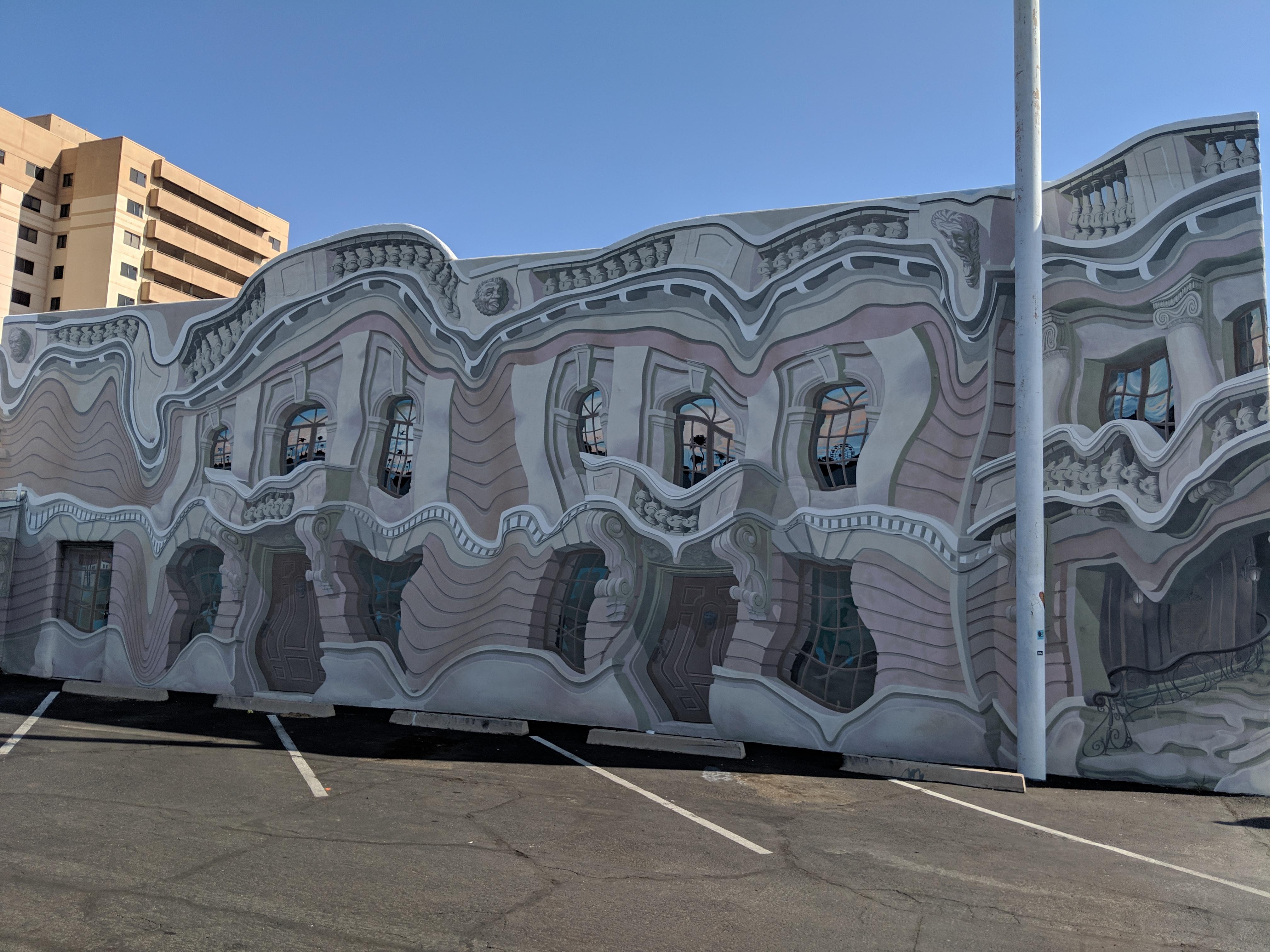 Mesa, AZ (Nov 11, 2018) Murals – Cimino Adventures